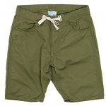 """Workers K&T H MFG Co """"EZ Shorts, Olive"""""""