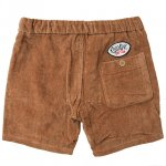 "CAL O LINE ""AFTER SURF PILE SHORTS, BRONE"
