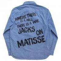 BLUCO × JACKSON MATISSE
