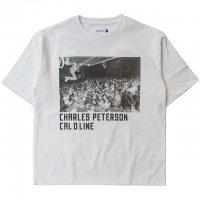 CHARLES PETERSON × CAL O LINE