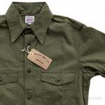 "Workers K&T H MFG Co""USN Shirt Poplin"""