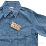 "Workers K&T H MFG Co""USN Shirt Chambray"""