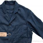 "Workers K&T H MFG Co""1904 Jacket, Navy"""