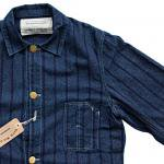 "Workers K&T H MFG Co""Coat, Shadow Stripe"""