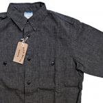"Workers K&T H MFG Co""Penney Shirt, Black"""
