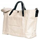 """Workers K&T H MFG Co """"LH Toolbag M /White"""""""