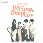 "シングルCD版  ZUKUNASHI""We Sing One Voice"""