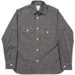 "Workers K&T H MFG Co""Uncle Sam Shirt, Plaid"""