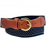 "Workers K&T H MFG Co ""Surcingle belt, Polka Dot"""