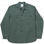 "Workers K&T H MFG Co""Champion Shirt, Green"""