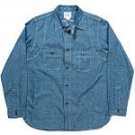"Workers K&T H MFG Co""Champion Shirt, Blue"""