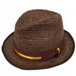 "TOP KNOT""Folding Hat""Brown 20%OFF"