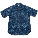 "Workers K&T H MFG Co""EH Shirt, Indigo"""