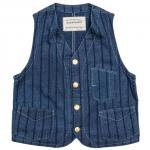"Workers ワーカーズ""Work Vest  Shadow Stripe"""