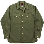 "Workers K&T H MFG Co""Cruiser Shirt, Green"""