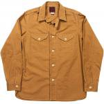 "Workers K&T H MFG Co""Cruiser Shirt, Brown"""