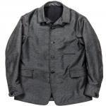 """Workers K&T H MFG Co""""Teds Jacket, Moleskin"""""""