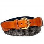 "Workers K&T H MFG Co ""Surcingle belt, Tweed"""