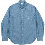 "Workers K&T H MFG Co""Chambray BD, Blue"""