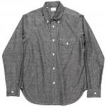 "Workers K&T H MFG Co""Chambray BD, Black"""