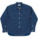 "Workers K&T H MFG Co""Black Bear Shirt, Polka Dot"""