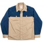 "Workers K&T H MFG Co""Double Mackinaw Jacket, 2-Tone"""