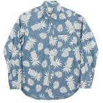 "Workers K&T H MFG Co""Round Collar BD, Pinapple"""