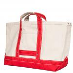 """Workers K&T H MFG Co """"Tool Bag, Short, Red"""""""