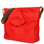"Workers K&T H MFG Co ""Cruiser Shoulder Bag Red"""