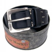 "Vintage Works ""DH5662,FLANNEL (black)"""