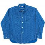 "Workers K&T H MFG Co""Engineer Shirt, Star & Stripe"""