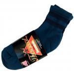 "THOROGOOD""3P Line Socks""navy"
