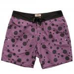 "Mr.Swim""Board shorts"" Purple"
