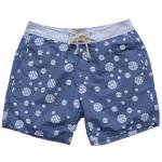 "Mr.Swim""Board shorts"" Smork blue"