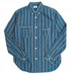 "Workers K&T H MFG Co""Classic BD Shirt, Floral Washed"""