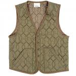 "Workers K&T H MFG Co""Liner Vest, Khaki"""