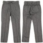 "Workers K&T H MFG Co""4 Pocket Pants, Gray Flannel"""