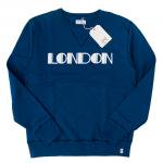 "RIDING HIGH Mens&Ladies ""WORLD TRIP SWEAT""London"