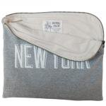 "RIDING HIGH Mens&Ladies ""WORLD TRIP CLUTGH BAG""New York"