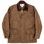 "Workers K&T H MFG Co""Weather Comfort Jacket, Brown Ventile"""