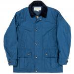 "Workers K&T H MFG Co""Weather Comfort Jacket, Blue Ventile"""