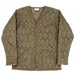 "Workers K&T H MFG Co""Liner Cardigan, Khaki"""