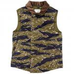 "Workers K&T H MFG Co""Deck Vest,Tiger Camo"""