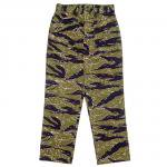 "Workers K&T H MFG Co""Deck Pants, Twill Tiger Camo"""