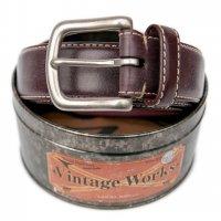 """Vintage Works """"DH5689 BURGUNDY"""""""