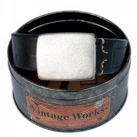 """Vintage Works """"DH5524, FLANNEL (black)"""""""