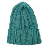 """HIGHLAND 2000 """"COTTON CABLE WATCH CAP""""fern"""