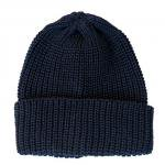 "HIGHLAND 2000 ""HC COTTON WATCH CAP""rich navy"