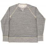 "Workers K&T H MFG Co""Leight Weight Sweat Shirt, Gray"""