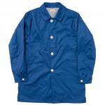 "Workers K&T H MFG Co""Spring Coat, Ventile, Blue"""